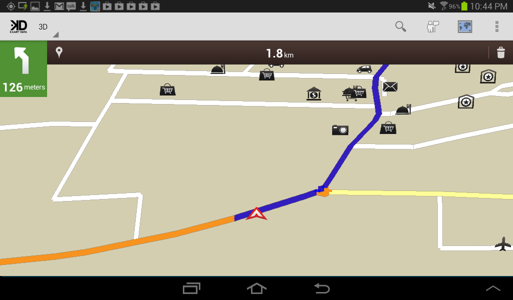 Nicaragua GPS Map Android Apps On Google Play - Nicaragua map download