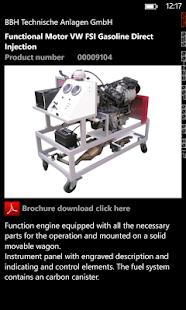 Product catalog - screenshot thumbnail
