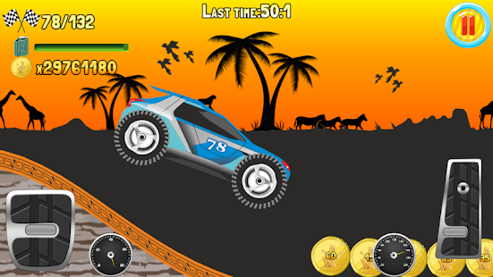 Hill Climb Truck Race screenshot 14