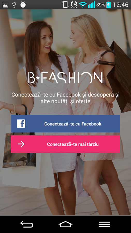 BFashion– captură de ecran