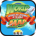 Popar World Map icon