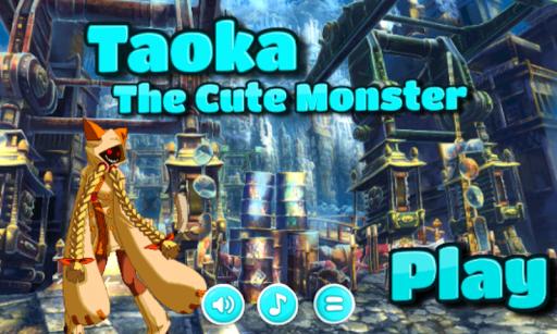 Taoka The Cute Monster