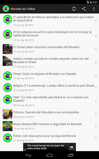【免費運動App】Mundial de Fútbol Brasil 2014-APP點子
