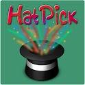 HatPick logo