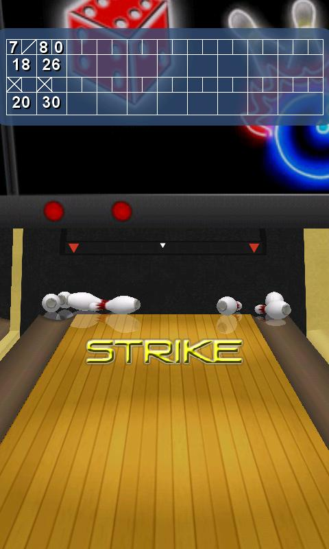 Vegas Bowling - screenshot