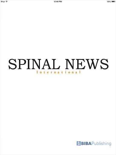 Spinal News International