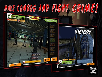 Night Vigilante v1.1.5 (Mod Money)