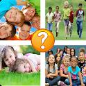4 Pics 1 Word Puzzle 2014 FREE icon