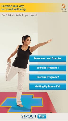 Strocit :Post stroke exercises