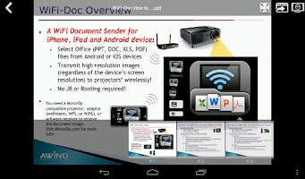 Screenshot of WiFi-Doc (Bundle Version)