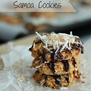 No-Bake Samoa Cookies.