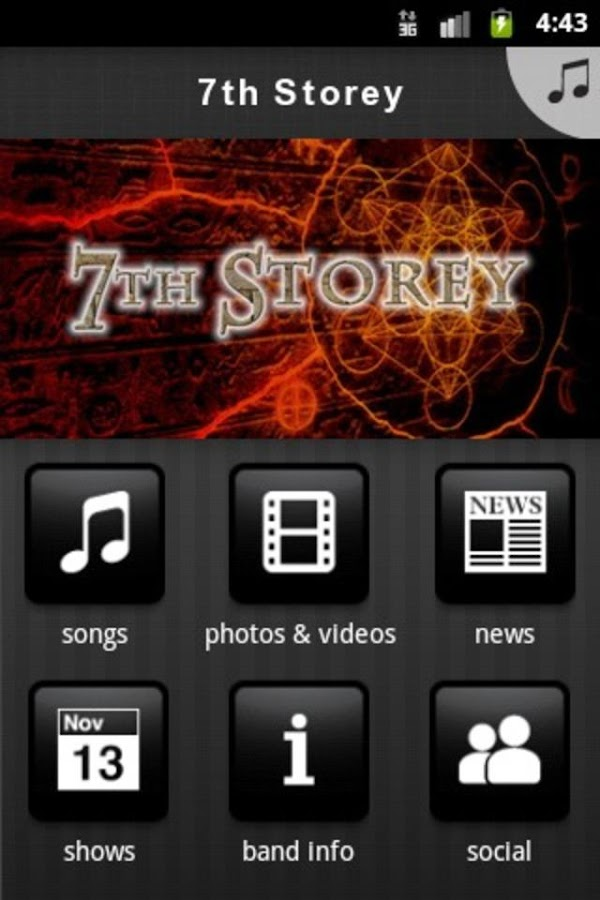 7th Storey - screenshot