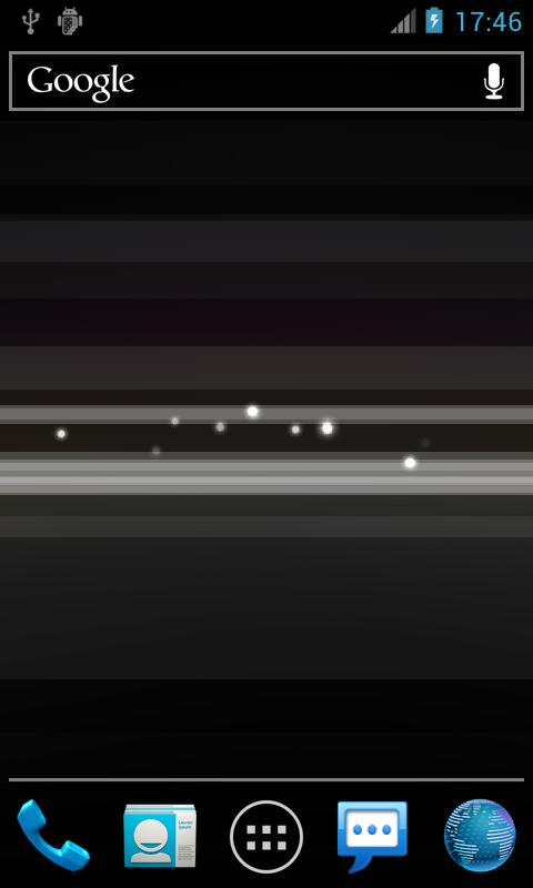 Light Strip Pro Live Wallpaper - screenshot