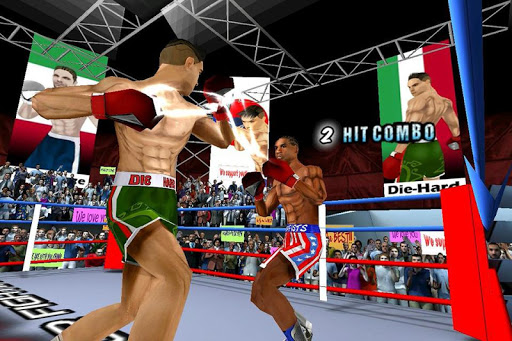 Fists For Fighting (Fx3) 1.995 screenshots 1