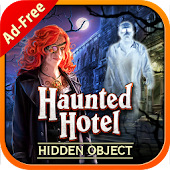 Haunted Hotel Hidden Object