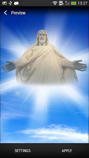 耶穌 動態壁紙