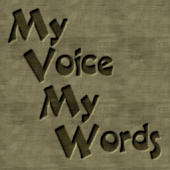 My Voice My Words Tablet