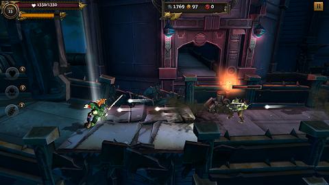 Warhammer 40,000: Carnage Screenshot 4
