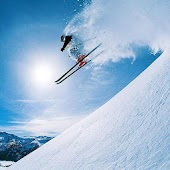 Outdoor Sports: Go Skiing
