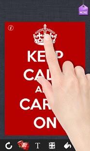 秘密在文章最後,Keep Calm and Carry On,如果你喜歡英國 ...