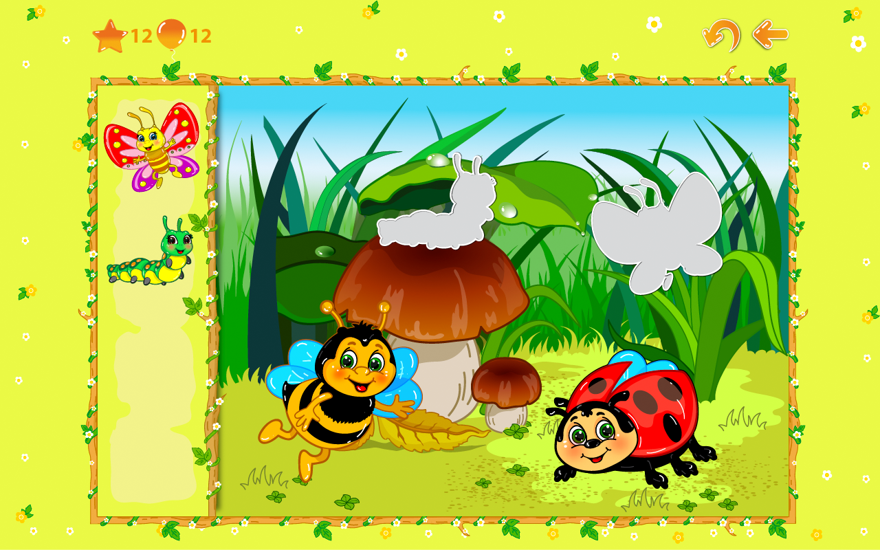 Animal puzzles for toddlers 1+ screenshot #13
