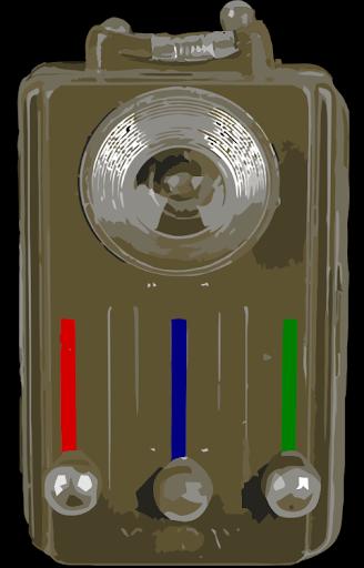 Army Flash Light