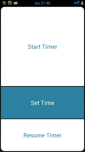 Efficiency Timer