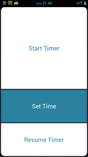 Efficiency Timer- screenshot thumbnail
