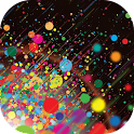 Rainbow Flares Live Wallpaper icon