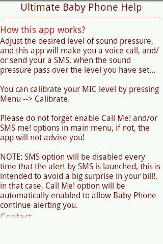 Ultimate Baby Phone- screenshot