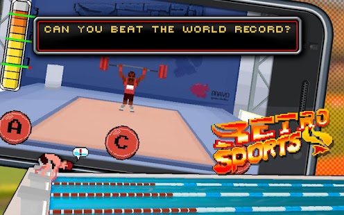 Retro Sports Screenshot 14