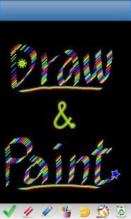 彩虹繪畫塗鴉-可重播畫圖過程