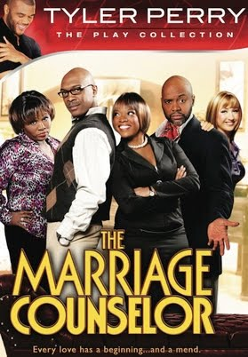 Tyler perry s the marriage counselor the play movies amp tv on