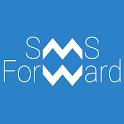 Auto forward SMS icon