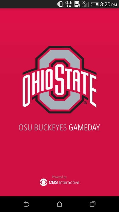 OSU Buckeyes Gameday LIVE - screenshot