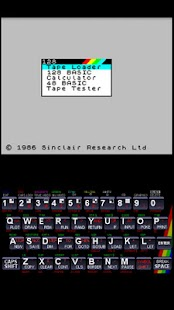 Marvin - ZX Spectrum Emulator- screenshot thumbnail