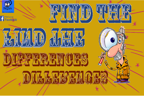 Find The Differerences