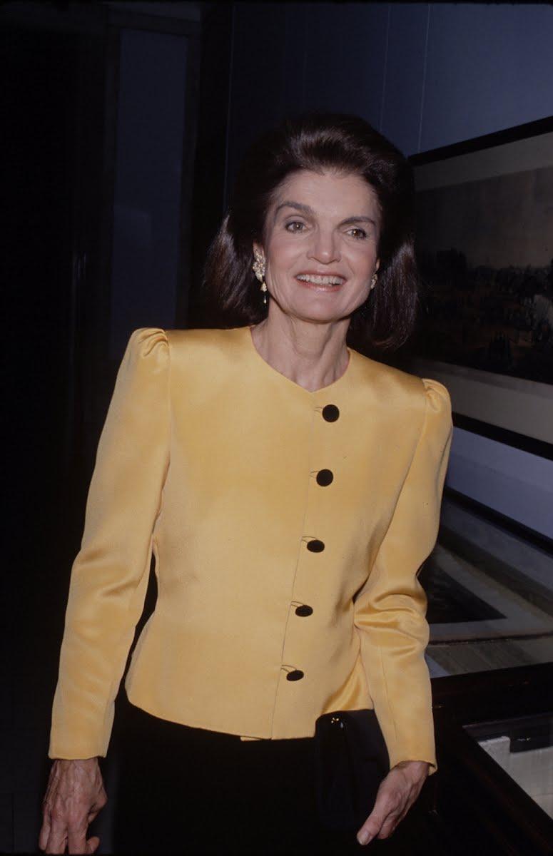 Жаклин кеннеди фото в старости