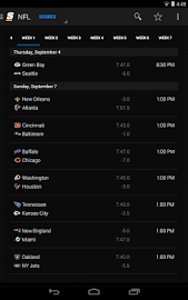 theScore: Sports & Scores Screenshot 20