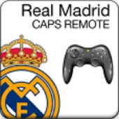 Real Madrid Caps Controller