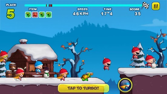 Turbo Kids- screenshot thumbnail