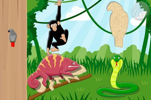 Animals of Africa LITE