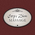 Carpe Diem Massage logo