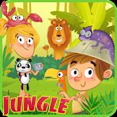 Jungle Lite: Educational game