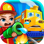 Train Rescue! Games for Kids