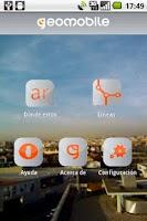 Screenshot of Bilbao Tube AR