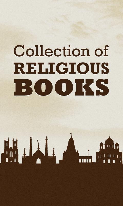 Collection Of Religious Books - screenshot