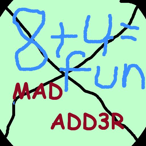 The Mad Adder LOGO-APP點子