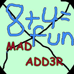 The Mad Adder 教育 App LOGO-硬是要APP