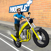 Motorcycle Stunt Man Racing 3D